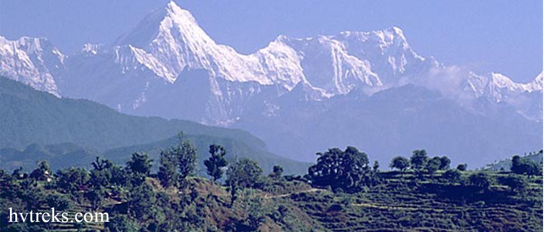 Kathmandu Panorama hiking