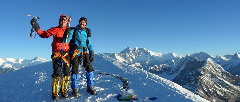 Mera Peak 6466 meter