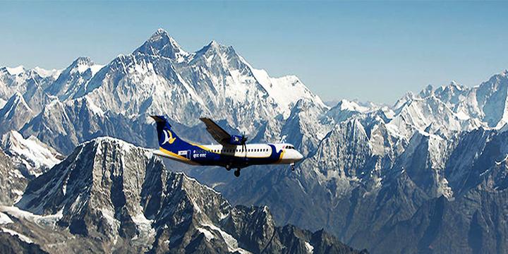 Mountain Flight & Helicopter Tour
