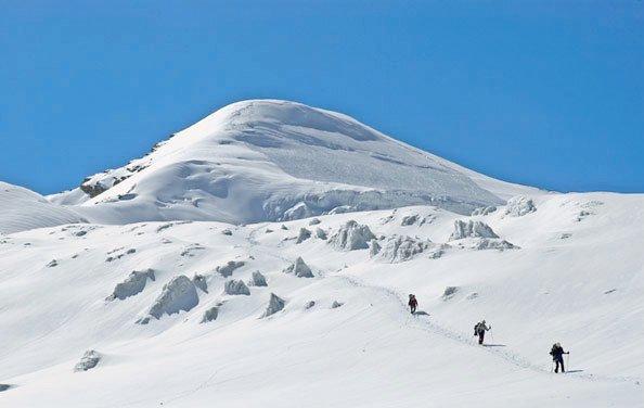 Saribung Peak 6328 meter