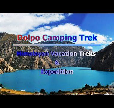Dolpo Camping Trek